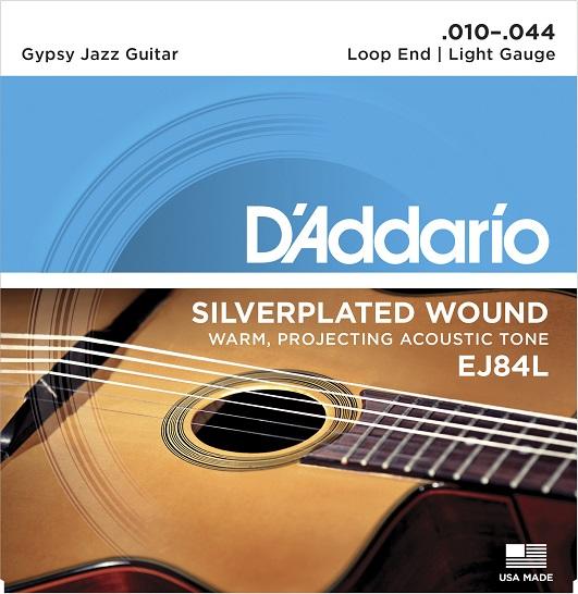 D Addario Gypsy Jazz Acoustic Guitar Strings : d 39 addario ej84l gypsy jazz loop end guitar strings light 10 44 19954968229 ebay ~ Vivirlamusica.com Haus und Dekorationen